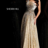 Sherri Hill 8506 Dress - NewYorkDress.com