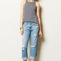 AG Tomboy Crop Jeans 16 Years Evasion