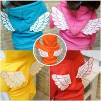 Retail 2016 New Arrival Children Set Baby Girls Boys Spring Autumn 2 pcs Set Angel Wing Hoodies Sweater Coat+Pants suit-in Clothing Sets from Mother & Kids on Aliexpress.com | Alibaba Group