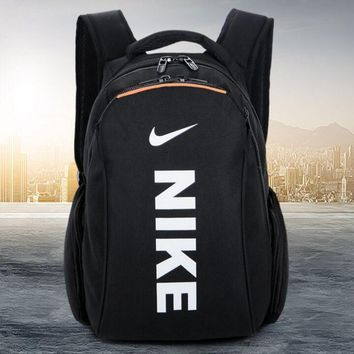 NIKE 2017 new travel double shoulder backpack outdoor mountaineering bag sports large capacity student bag