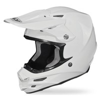 Fly Racing 2013 F2 Carbon Solid Graphic Helmet - White