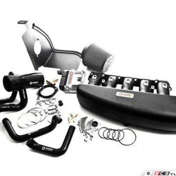 2.5L 5 Cylinder Intake Manifold Power Kit - Black