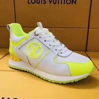 Louis Vuitton Lv Run Away Sneakers Reference #10715