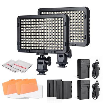 176 Led Video Light High Power