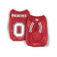 Sporty K9 Ohio State Football Jersey for Dogs, Small