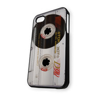 Audio Cassette iPhone 4/4S Case