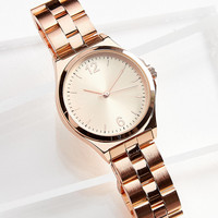 Classic Metal Link Watch | Urban Outfitters