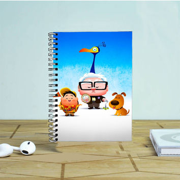 Disney Pixar Up Photo Notebook Auroid