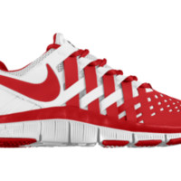 Nike Free Trainer 5.0 iD Custom Men's Training Shoes - Red