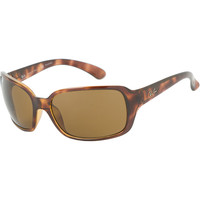 Ray-Ban RB4068 Sunglasses - Polarized - Women's Havana/Crystal Natural Brown, One