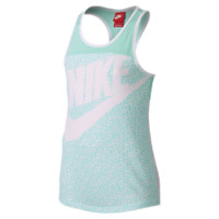 Nike HBR Allover Print Girls' Tank Top