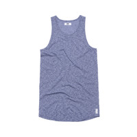 KITH Classics LaGuardia Tank - Heather Navy