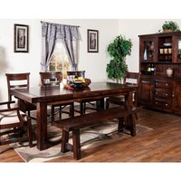 Sunny Designs Dining Room Vineyard Extension Table 1316RM
