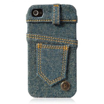 Waterwash Back Blue Jeans Back Case.. on Luulla