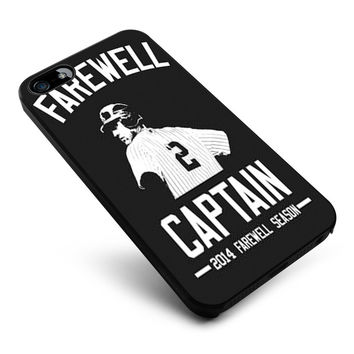 Farewell Captain iPhone 4s iphone 5 iphone 5s iphone 6 case