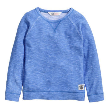 Cotton Sweater - from H&M