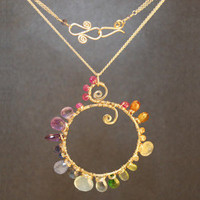 Necklace 242 - GOLD