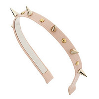 Blush Spike Aliceband - Hair Accessories  - Accessories