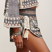 Free People New Romantics Island Fever Short