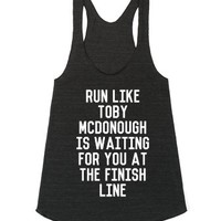 Run Like Toby McDonough Workout
