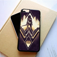 Stance Of Wonder Woman iPhone 6S Plus Case Sintawaty.com