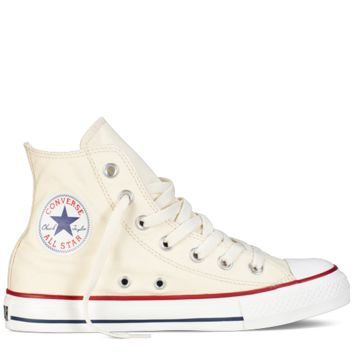 Off-White High Top Chuck Taylor Shoes : Converse Shoes | Converse.com