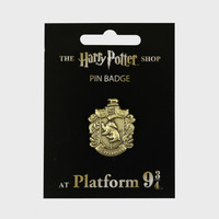 Hufflepuff Pin Badge