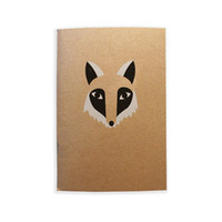 Pulp Creative Paper - Journals  Notebooks - Fox Mini Book