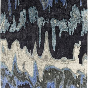 Gemini Area Rug Blue