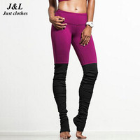 Jlzlshongle Patchwork Leggings For Women Leggings Women