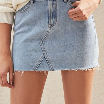 PacSun Vintage Maxine 5-Pocket Mini Skirt at PacSun.com
