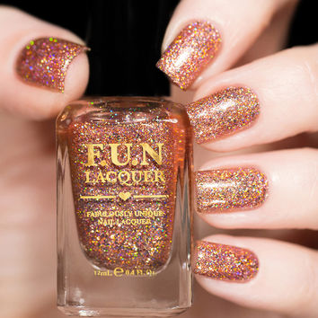 Fun Lacquer Chandelier Nail Polish (Christmas 2016 Collection)