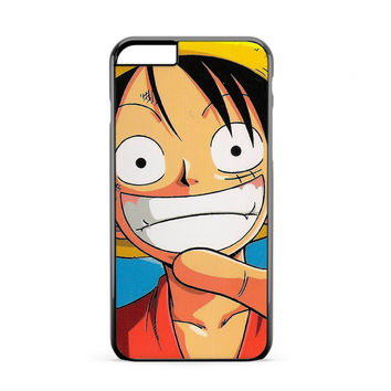 One Piece Luffy Smile iPhone 6s Plus Case