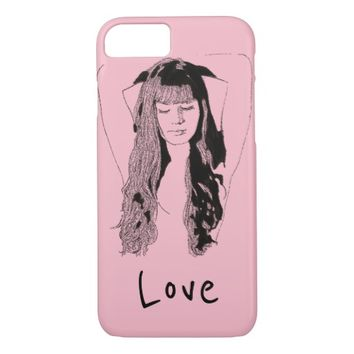 Iphone 8/7 Case... Love! iPhone 8/7 Case