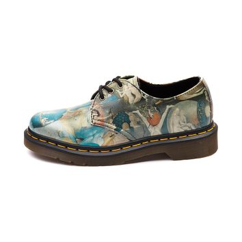 Womens Dr. Martens 3-Eye Heaven Oxford