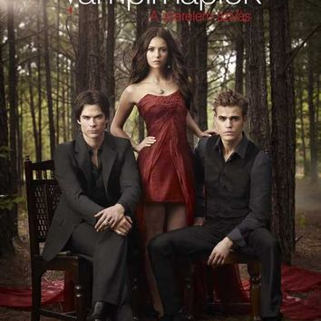The Vampire Diaries (Hungarian) 11x17 TV Poster (2009)