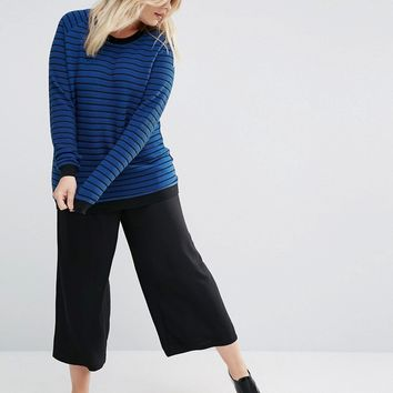 Junarose Ribbed Co-ord Sweatshirt