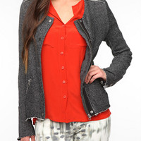 byCORPUS Speckled Jacket
