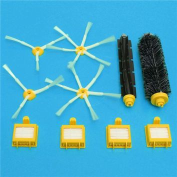 Brushes and Filters Vacuum Parts for iRobot Roomba 700 Series Vacuum Cleaner Accessories Replacement