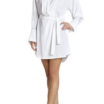BCBG Diane Short Shirt Dress