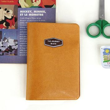 MochiThings: The Journey Anti Skimming Passport Case