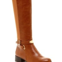 Elegant Footwear | Elegant Footwear Bassaky Mixed Media Boot | Nordstrom Rack