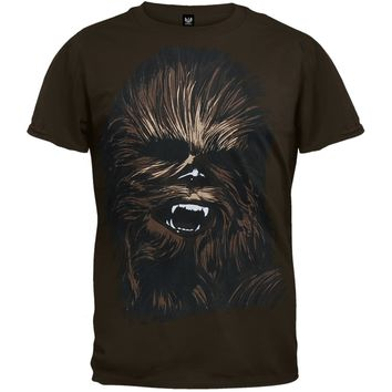 Star Wars - Chewy Face T-Shirt