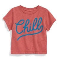 Infant Boy's Peek 'Chill' T-Shirt,