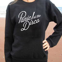 Panic! at the Disco Sweater, Sweatershirt, Unisex Adult, High Quality, Gift Valentine Day's