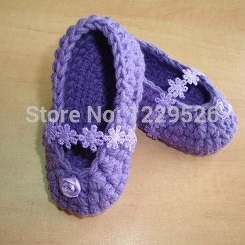 291d6e44a7ed Best Crochet Baby Ballerina Shoes Products on Wanelo