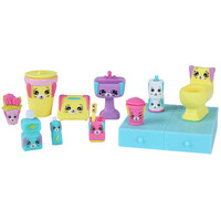 Shopkins Happy Places Decorator Pack - Bathing Bunny