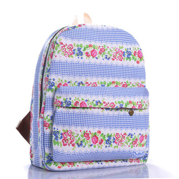 Summer Canvas Backpack = 4888012996