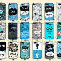 Phone Cases, iPhone 5/5S Case, iPhone 4/4S Case,  iPhone 5C Case, The Fault in Our Stars Galaxy S3 S4 S5 Note 2 Note 3-A036