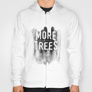 More trees Hoody by happymelvin
